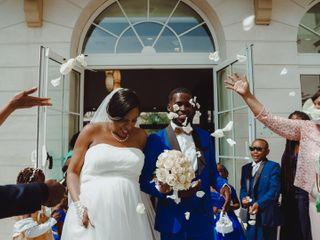 Le mariage de Pricilia et Smith