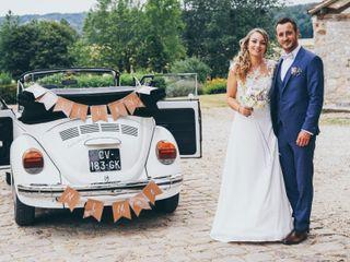 Le mariage de Elsie et Gregory
