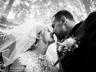 Le mariage de Salomé et Stefano