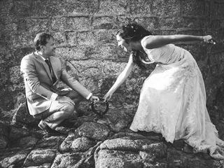 Le mariage de Gaëlle et Yves
