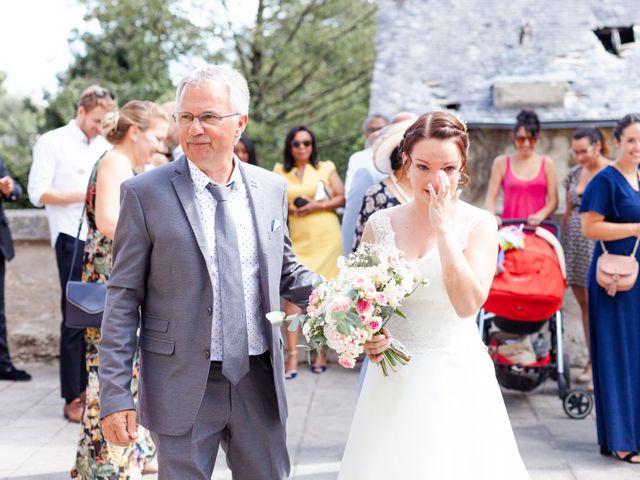 Le mariage de Eric et Angélique à Longué-Jumelles, Maine et Loire 1