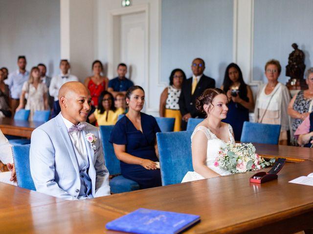 Le mariage de Eric et Angélique à Longué-Jumelles, Maine et Loire 5
