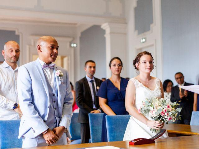 Le mariage de Eric et Angélique à Longué-Jumelles, Maine et Loire 8