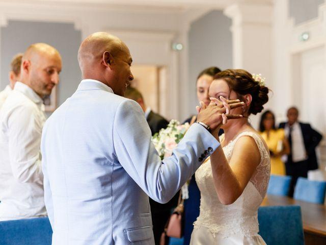 Le mariage de Eric et Angélique à Longué-Jumelles, Maine et Loire 12