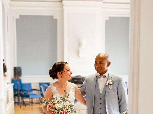 Le mariage de Eric et Angélique à Longué-Jumelles, Maine et Loire 14