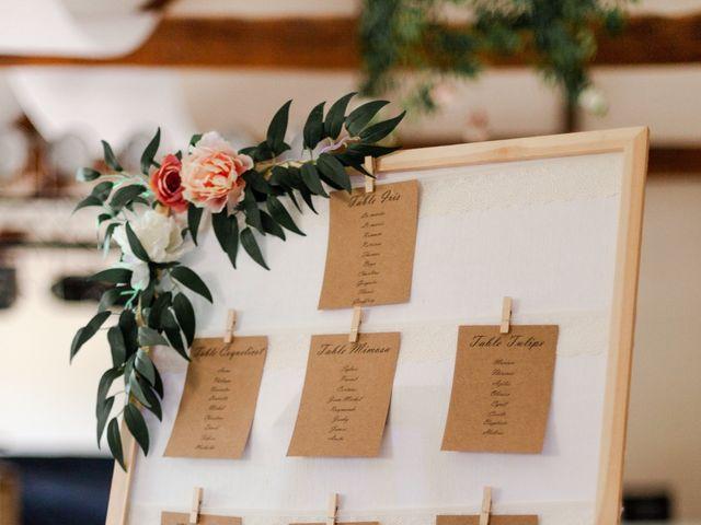 Le mariage de Eric et Angélique à Longué-Jumelles, Maine et Loire 26