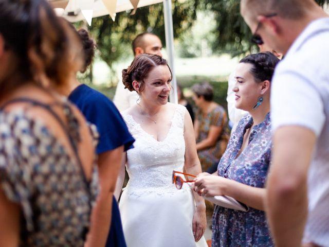 Le mariage de Eric et Angélique à Longué-Jumelles, Maine et Loire 36