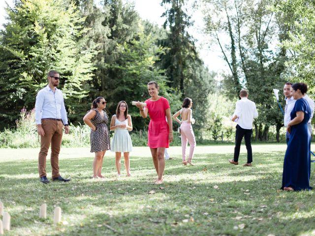 Le mariage de Eric et Angélique à Longué-Jumelles, Maine et Loire 40
