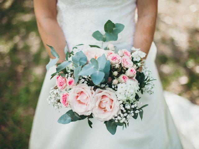 Le mariage de Eric et Angélique à Longué-Jumelles, Maine et Loire 41