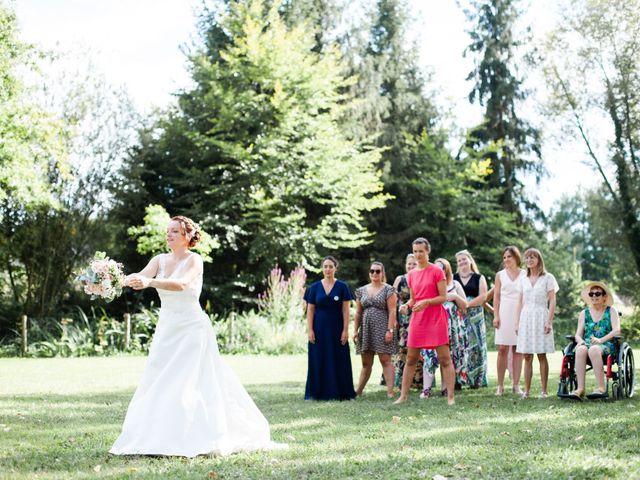 Le mariage de Eric et Angélique à Longué-Jumelles, Maine et Loire 42