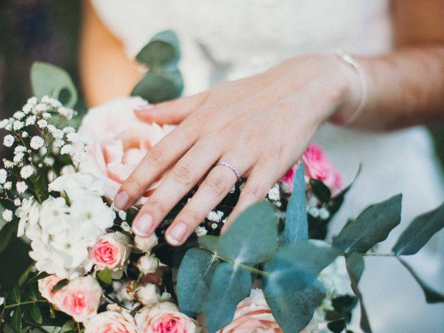 Le mariage de Eric et Angélique à Longué-Jumelles, Maine et Loire 44