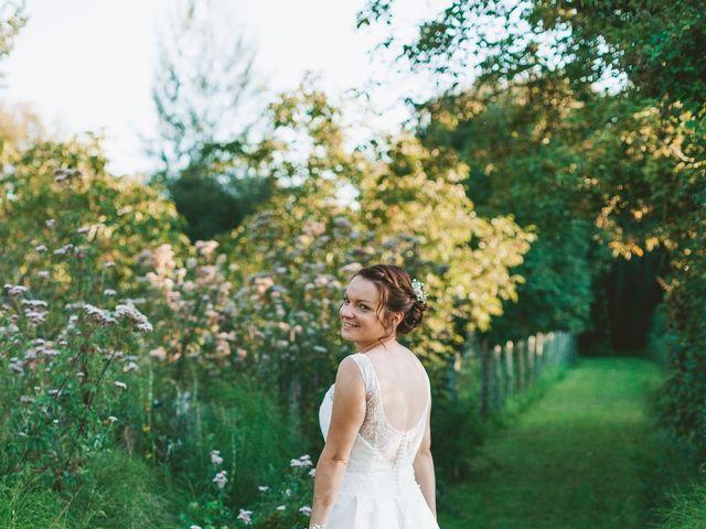 Le mariage de Eric et Angélique à Longué-Jumelles, Maine et Loire 58