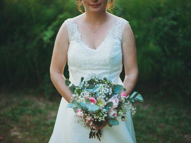 Le mariage de Eric et Angélique à Longué-Jumelles, Maine et Loire 59