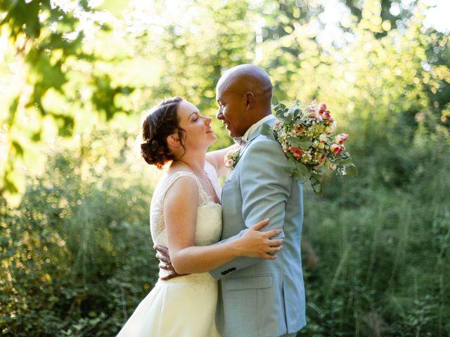 Le mariage de Eric et Angélique à Longué-Jumelles, Maine et Loire 61