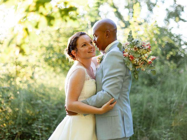 Le mariage de Angélique et Eric