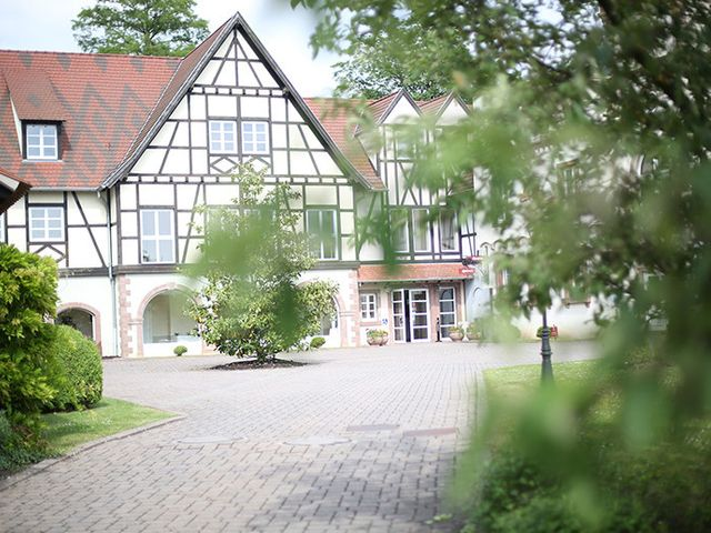 Le mariage de David et Fanny à Strasbourg, Bas Rhin 5