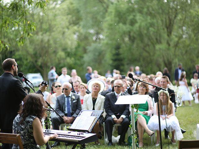 Le mariage de David et Fanny à Strasbourg, Bas Rhin 20