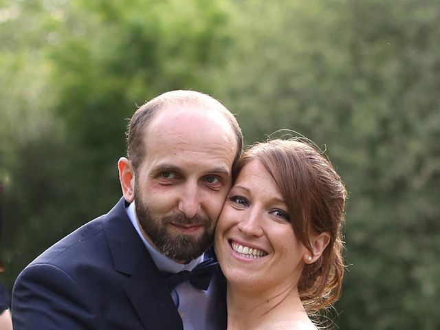 Le mariage de David et Fanny à Strasbourg, Bas Rhin 21