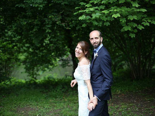 Le mariage de David et Fanny à Strasbourg, Bas Rhin 26
