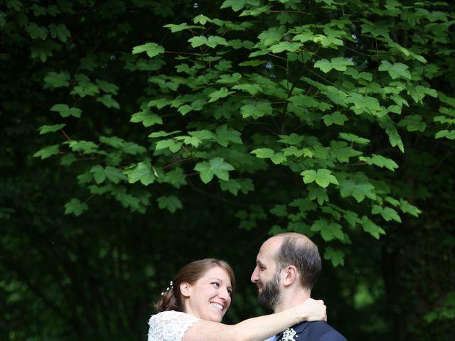 Le mariage de David et Fanny à Strasbourg, Bas Rhin 29