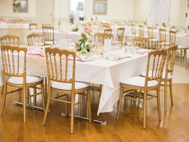Le mariage de Yann et Jessica à Wiwersheim, Bas Rhin 7