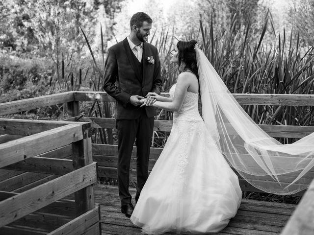 Le mariage de Yann et Jessica à Wiwersheim, Bas Rhin 11