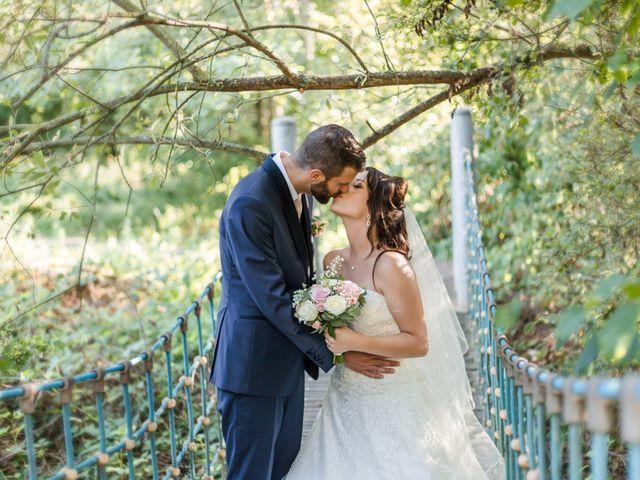Le mariage de Jessica et Yann