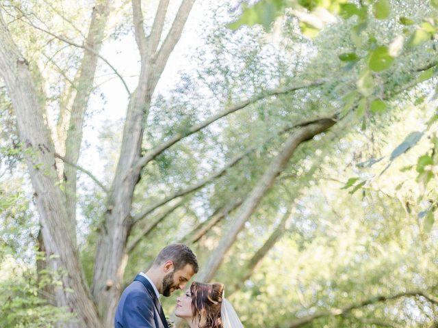 Le mariage de Yann et Jessica à Wiwersheim, Bas Rhin 14