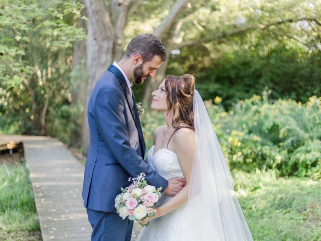 Le mariage de Yann et Jessica à Wiwersheim, Bas Rhin 15
