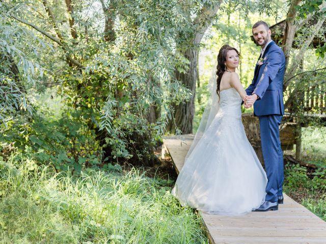 Le mariage de Yann et Jessica à Wiwersheim, Bas Rhin 18