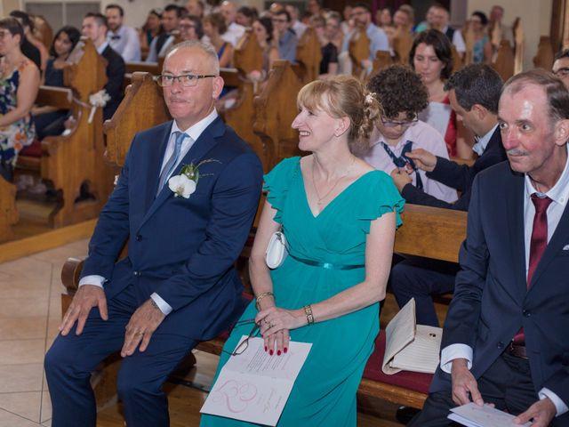 Le mariage de Yann et Jessica à Wiwersheim, Bas Rhin 41