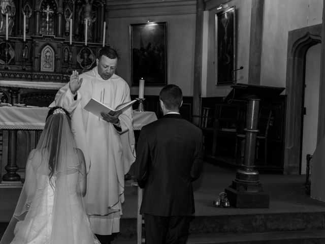 Le mariage de Yann et Jessica à Wiwersheim, Bas Rhin 45