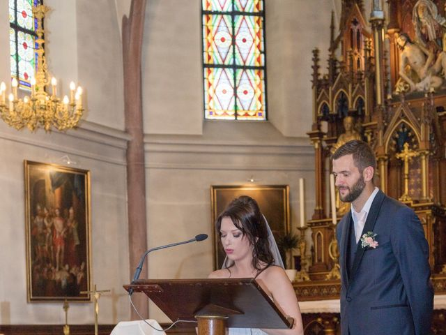 Le mariage de Yann et Jessica à Wiwersheim, Bas Rhin 46
