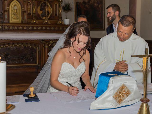 Le mariage de Yann et Jessica à Wiwersheim, Bas Rhin 53