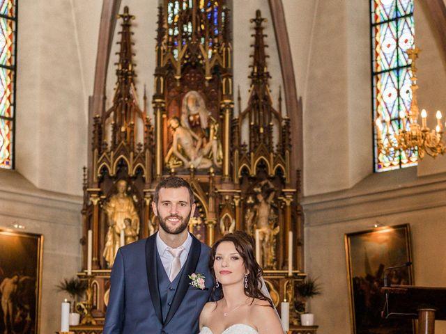 Le mariage de Yann et Jessica à Wiwersheim, Bas Rhin 56