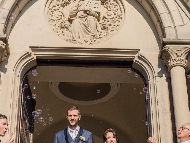 Le mariage de Yann et Jessica à Wiwersheim, Bas Rhin 58