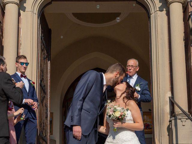 Le mariage de Yann et Jessica à Wiwersheim, Bas Rhin 60
