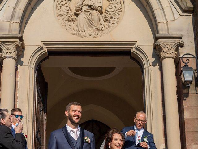 Le mariage de Yann et Jessica à Wiwersheim, Bas Rhin 61