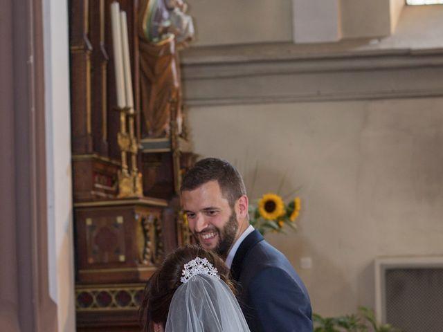 Le mariage de Yann et Jessica à Wiwersheim, Bas Rhin 65