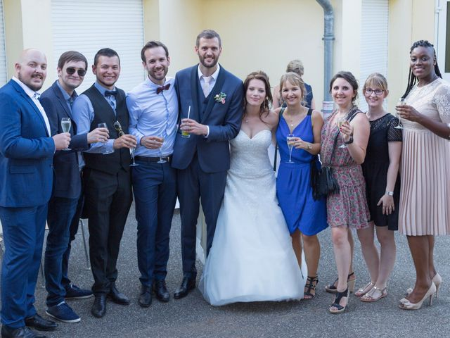 Le mariage de Yann et Jessica à Wiwersheim, Bas Rhin 67