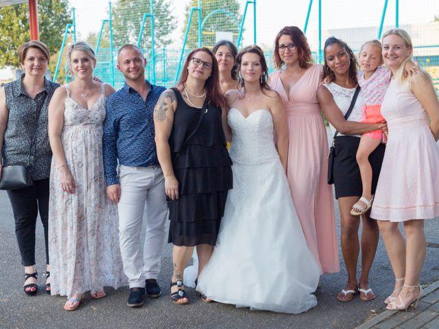 Le mariage de Yann et Jessica à Wiwersheim, Bas Rhin 68