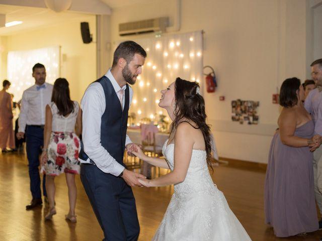 Le mariage de Yann et Jessica à Wiwersheim, Bas Rhin 71