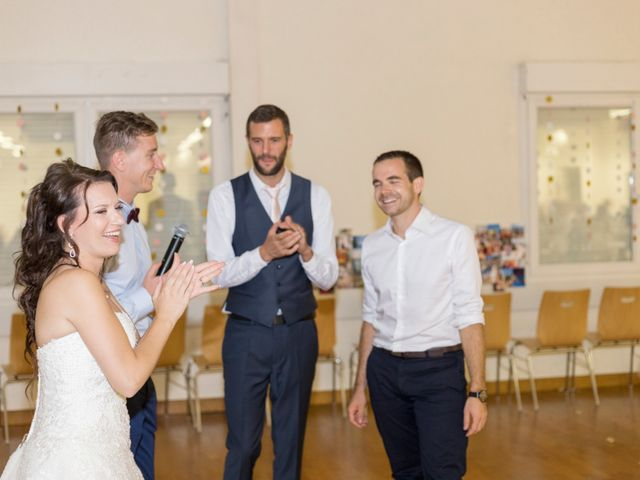 Le mariage de Yann et Jessica à Wiwersheim, Bas Rhin 72