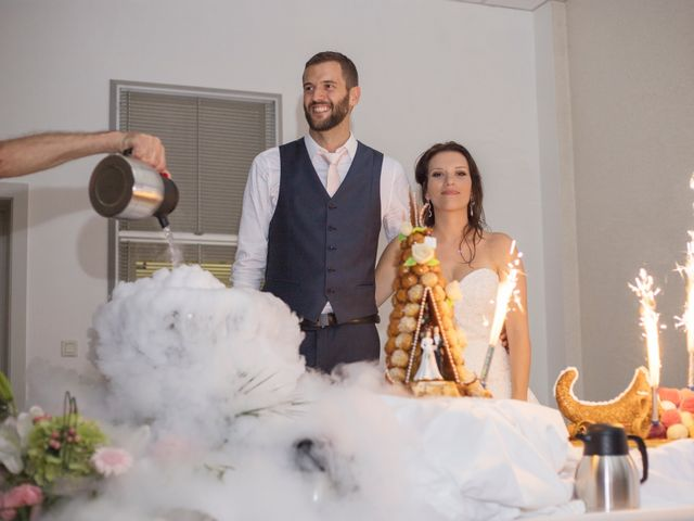 Le mariage de Yann et Jessica à Wiwersheim, Bas Rhin 77