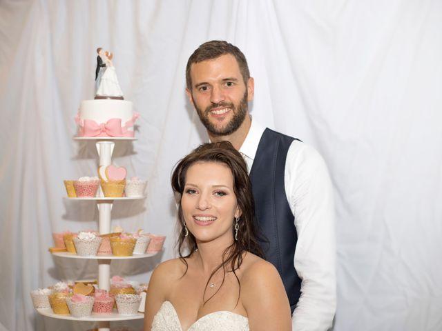 Le mariage de Yann et Jessica à Wiwersheim, Bas Rhin 79
