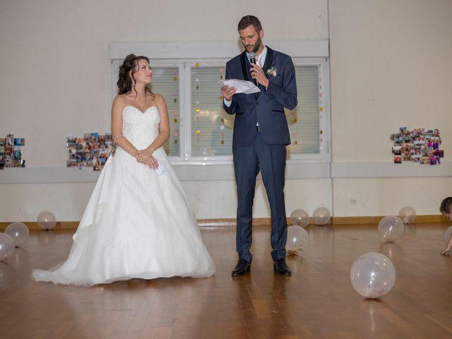 Le mariage de Yann et Jessica à Wiwersheim, Bas Rhin 82