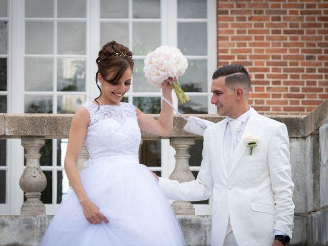 Le mariage de Donovan et Alexia à Nouan-le-Fuzelier, Loir-et-Cher 15