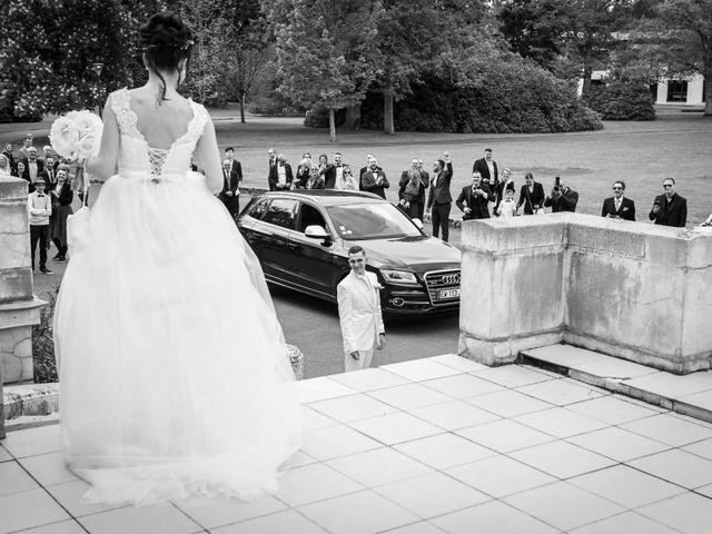 Le mariage de Donovan et Alexia à Nouan-le-Fuzelier, Loir-et-Cher 16