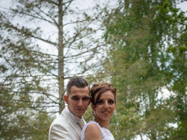 Le mariage de Donovan et Alexia à Nouan-le-Fuzelier, Loir-et-Cher 22
