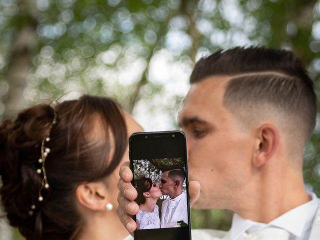 Le mariage de Donovan et Alexia à Nouan-le-Fuzelier, Loir-et-Cher 28